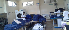 corporate laundry hyderabad